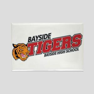 Bayside Tigers Modern Magnets