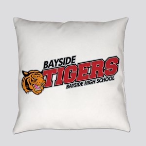 Bayside Tigers Modern Everyday Pillow