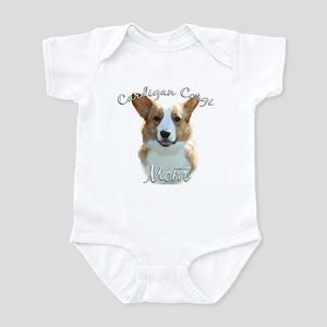 Cardigan Mom2 Infant Bodysuit