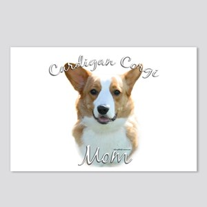 Cardigan Mom2 Postcards (Package of 8)