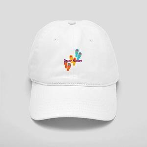 Personalized Flip Flops Baseball Cap