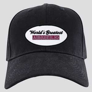 World's Greatest Abuelo (2) Black Cap