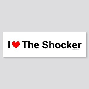 The Shocker Sticker (Bumper)