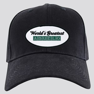 World's Greatest Abuelo (3) Black Cap