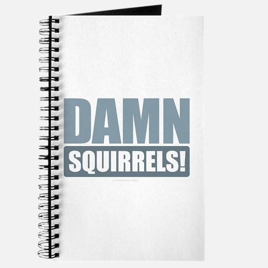Damn Squirrels! Journal