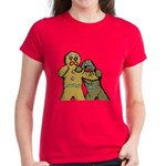Zombie Gingerbread Man T-Shirt