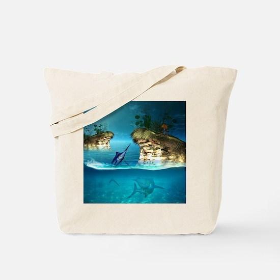 The dreamworld Tote Bag