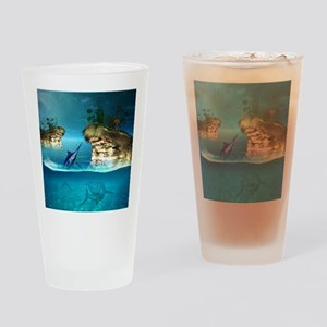 The dreamworld Drinking Glass