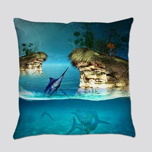 The dreamworld Everyday Pillow