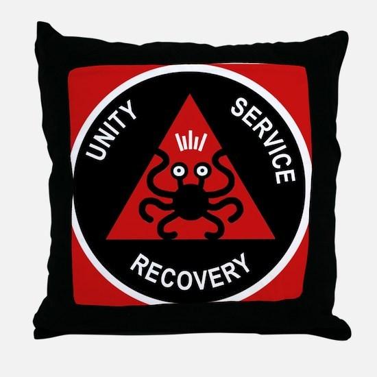Cute Token Throw Pillow