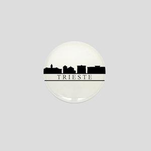 skyline trieste Mini Button