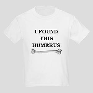 humerus-squarewhite T-Shirt