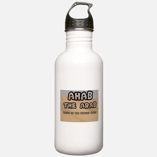 AHAB THE ARAB - SHEIKH Water Bottle
