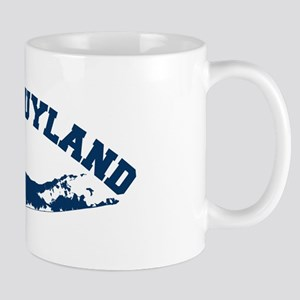 LAWN GUYLAND Long Island Iced Tea Mug
