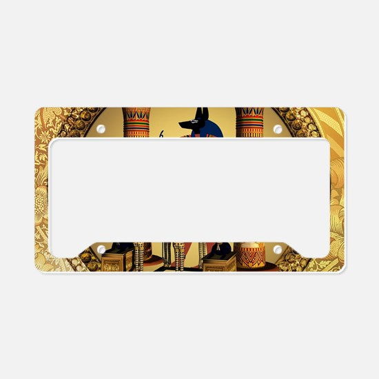 Anubis, License Plate Holder
