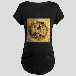 Anubis, Maternity T-Shirt