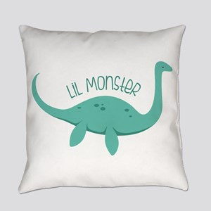 Lil Monster Everyday Pillow