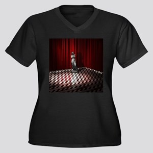 The Waiting Room Plus Size T-Shirt