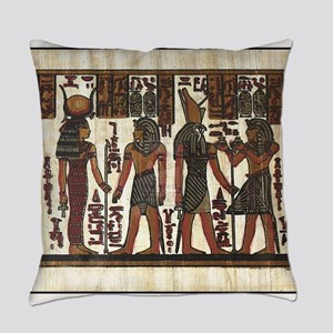 Ancient Egyptians Everyday Pillow