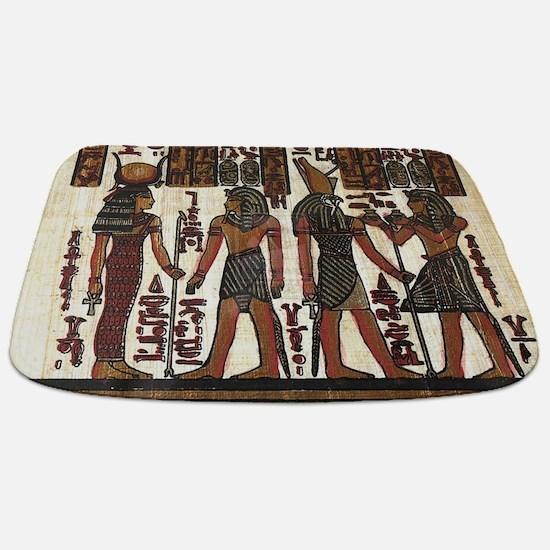 Ancient Egyptians Bathmat