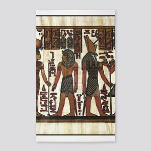 Ancient Egyptians Area Rug