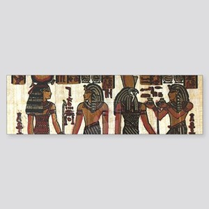 Ancient Egyptians Bumper Sticker