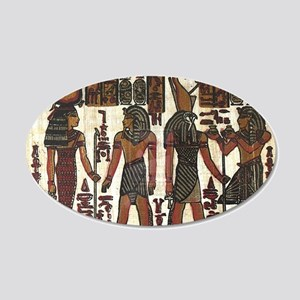 Ancient Egyptians Wall Sticker