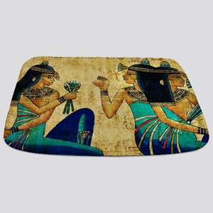Egyptian Queens Bathmat