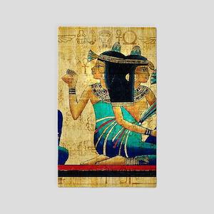 Egyptian Queens Area Rug