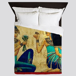 Egyptian Queens Queen Duvet