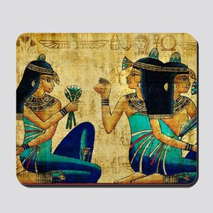 Egyptian Queens Mousepad