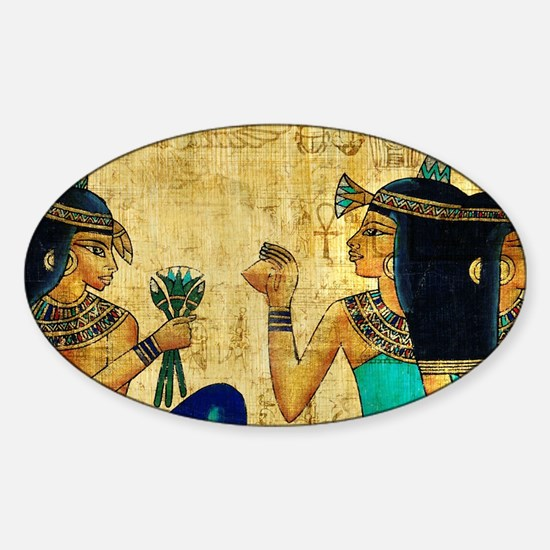 Egyptian Queens Decal