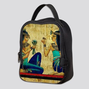Egyptian Queens Neoprene Lunch Bag