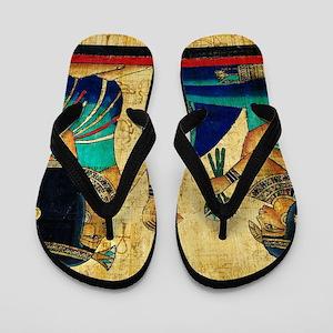 Egyptian Queens Flip Flops