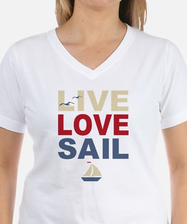Live Love Sail Shirt