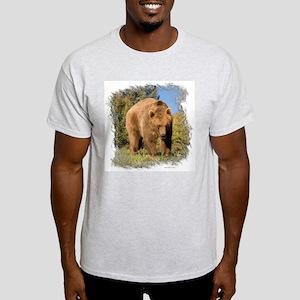 Grizzly Bear Light T-Shirt