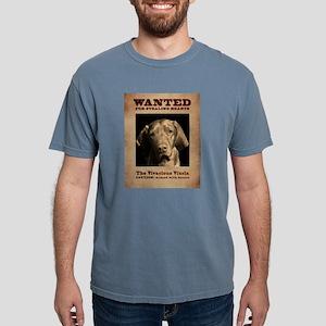 The Vivacious Vizsla Mens Comfort Colors T-Shirt