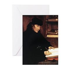 Erasmus Greeting Cards (Pk of 20)