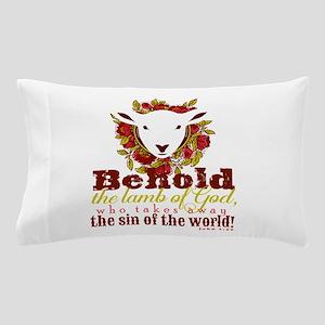 Lamb of God Pillow Case
