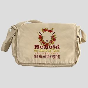 Lamb of God Messenger Bag