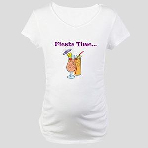 Fiesta Time... Maternity T-Shirt