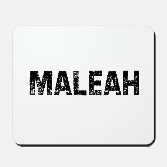 Maleah Mousepad
