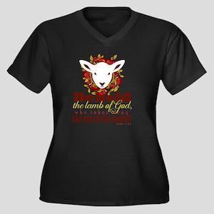 Lamb of God Plus Size T-Shirt