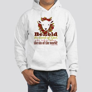 Lamb of God Hooded Sweatshirt