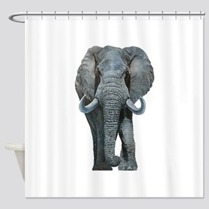 STRONG Shower Curtain