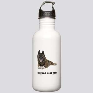 Good Akita Stainless Water Bottle 1.0L