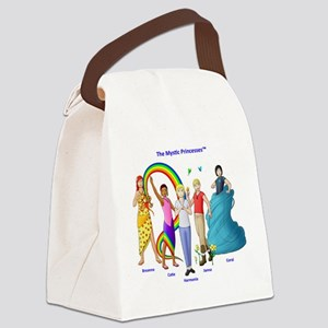 The Mystic Princesses Canvas Lunch Bag