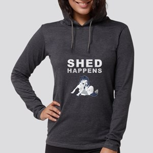 Shed Happens Long-Sleeve (Dark) Long Sleeve T-Shir