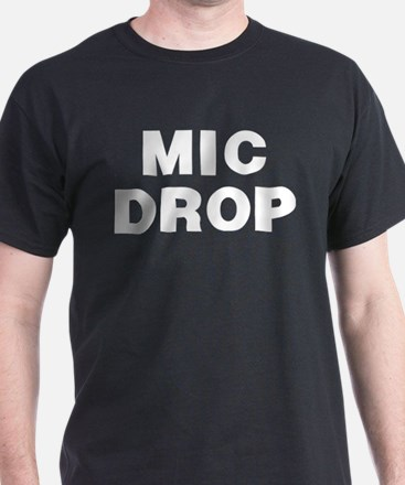 THE MIC DROP Shirt from the Remix Encore Mic Drop