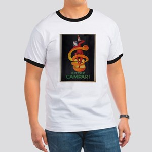 Vintage poster - Bitter Campari T-Shirt